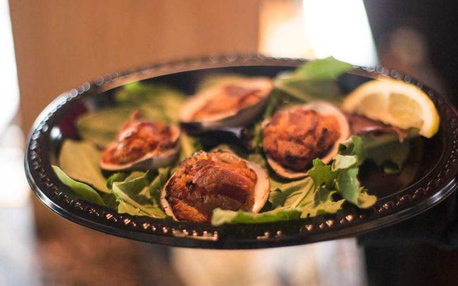 Flo's Clam Shack, seafood, restaurant, Rhode Island, clams